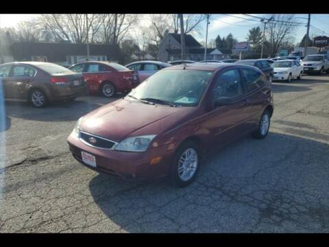 2007 Ford Focus for sale at Colonial Motors in Mine Hill NJ