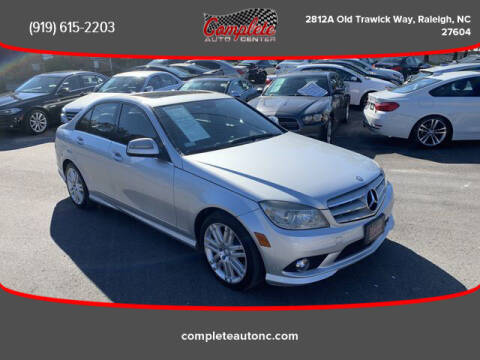 2008 Mercedes-Benz C-Class for sale at Complete Auto Center , Inc in Raleigh NC