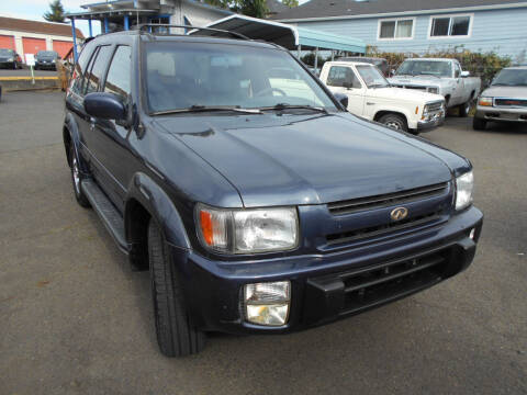 1999 Infiniti QX4 for sale at Family Auto Network in Portland OR