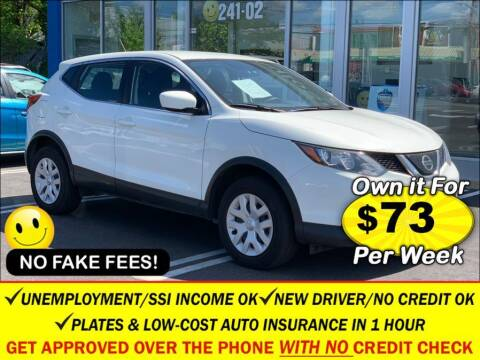 2019 Nissan Rogue Sport for sale at AUTOFYND in Elmont NY