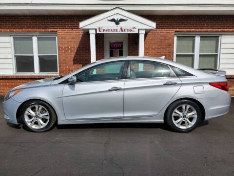 2011 Hyundai Sonata for sale at UPSTATE AUTO INC in Germantown NY