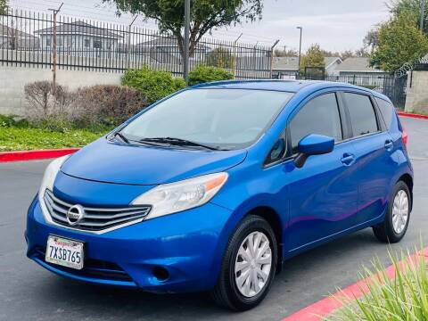 2015 Nissan Versa Note for sale at United Star Motors in Sacramento CA