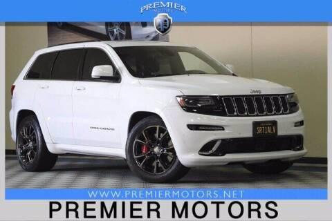 2015 Jeep Grand Cherokee for sale at Premier Motors in Hayward CA