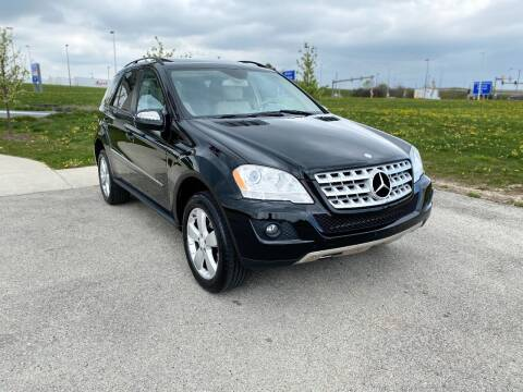 2009 Mercedes-Benz M-Class for sale at Airport Motors in Saint Francis WI