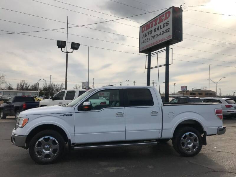 2010 Ford F-150 for sale at United Auto Sales in Oklahoma City OK
