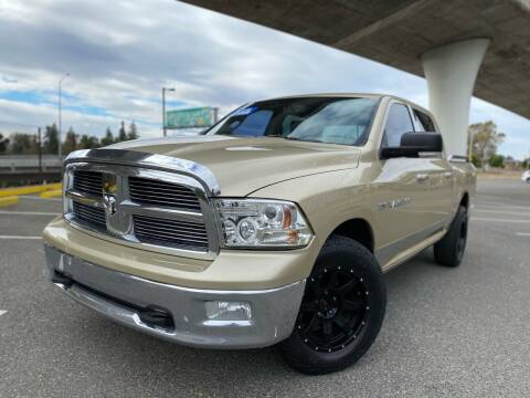 2011 RAM Ram Pickup 1500 for sale at Bay Auto Exchange in San Jose CA