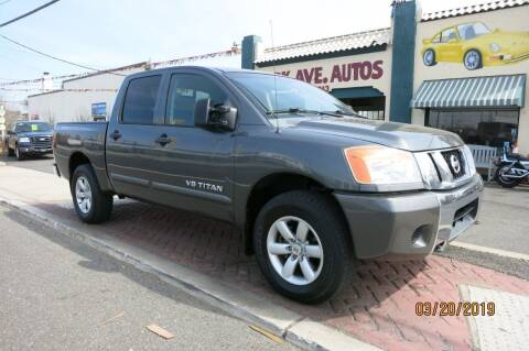 2008 Nissan Titan for sale at PARK AVENUE AUTOS in Collingswood NJ