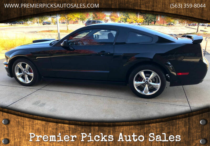 2007 Ford Mustang GT Premium 2dr Fastback - Bettendorf IA