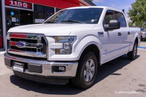 2015 Ford F-150 for sale at Phantom Motors in Livermore CA