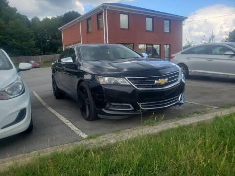 2014 Chevrolet Impala for sale at Credit Cars LLC in Lawrenceville GA