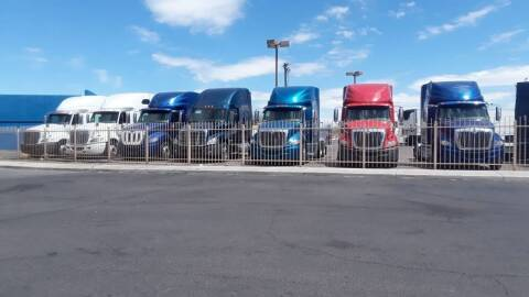2014 Freightliner Cascadia for sale at CAMEL MOTORS in Tucson AZ