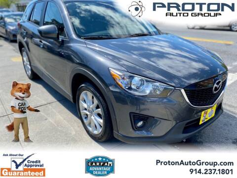 2014 Mazda CX-5 for sale at Proton Auto Group in Yonkers NY