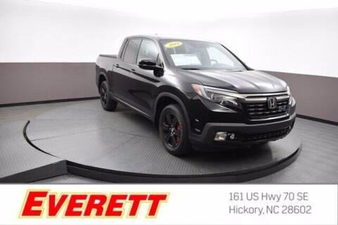 2019 Honda Ridgeline for sale at Everett Chevrolet Buick GMC in Hickory NC