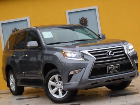 2018 Lexus GX 460 for sale at Paradise Motor Sports LLC in Lexington KY