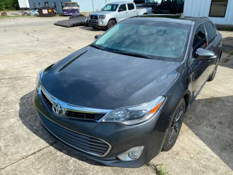 2015 Toyota Avalon for sale at Elite Motor Brokers in Austell GA