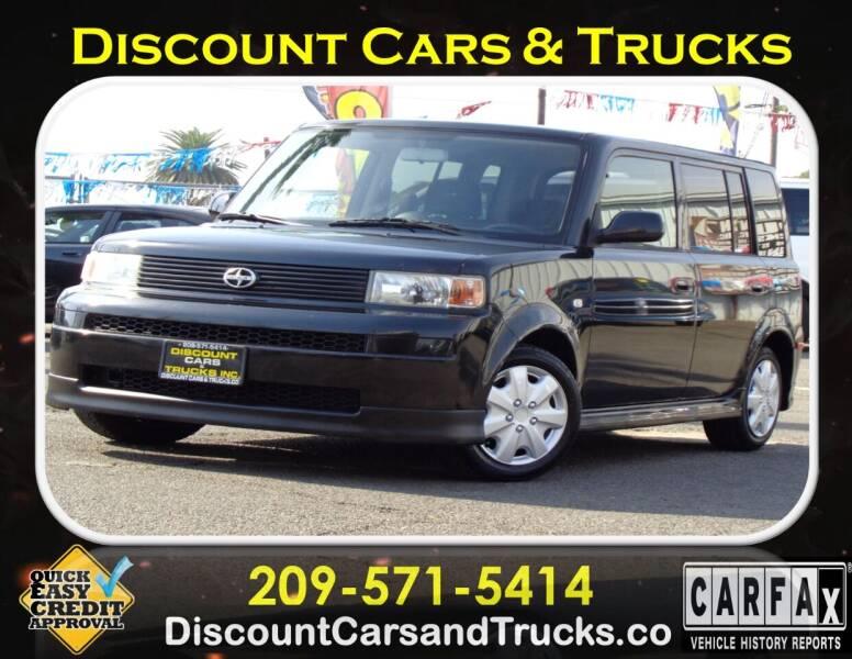 2005 Scion xB for sale at Discount Cars & Trucks in Modesto CA
