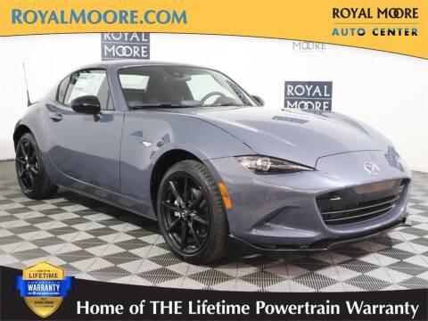 2020 Mazda MX-5 Miata RF for sale at Royal Moore Custom Finance in Hillsboro OR