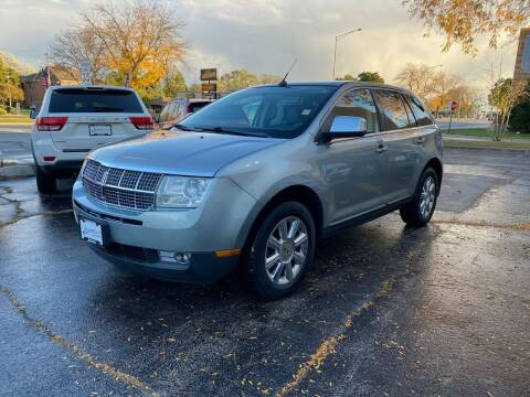 2007 Lincoln MKX for sale at AUTOSAVIN in Elmhurst IL