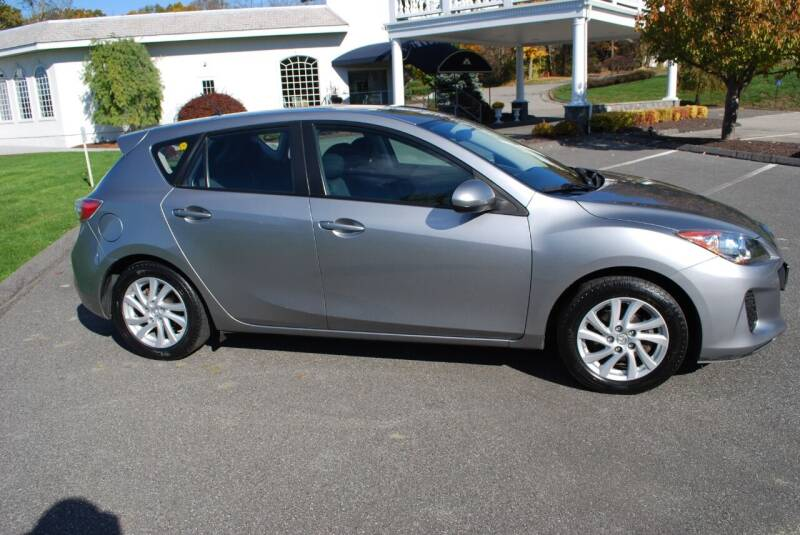 2012 Mazda MAZDA3 i Touring 4dr Hatchback 6A - New Milford CT