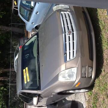 2006 Cadillac STS for sale at Easy Credit Auto Sales in Cocoa FL