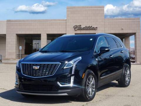 2021 Cadillac XT5 for sale at Suburban Chevrolet of Ann Arbor in Ann Arbor MI