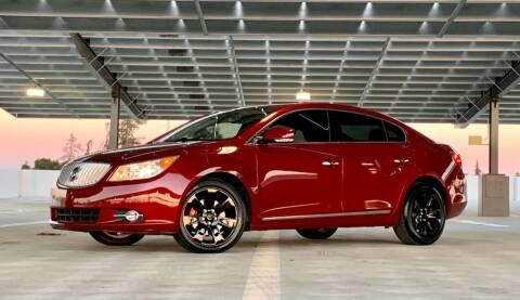 2011 Buick LaCrosse for sale at Car Hero LLC in Santa Clara CA