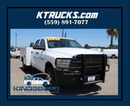2012 RAM Ram Chassis 3500 for sale at Kingsburg Truck Center in Kingsburg CA