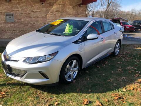 2017 Chevrolet Volt for sale at Murdock Used Cars in Niles MI