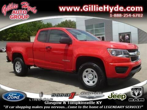 2019 Chevrolet Colorado for sale at Gillie Hyde Auto Group in Glasgow KY
