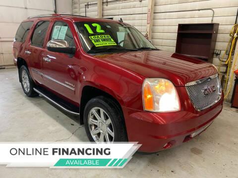 2012 GMC Yukon for sale at LA Auto & RV Sales and Service in Lapeer MI