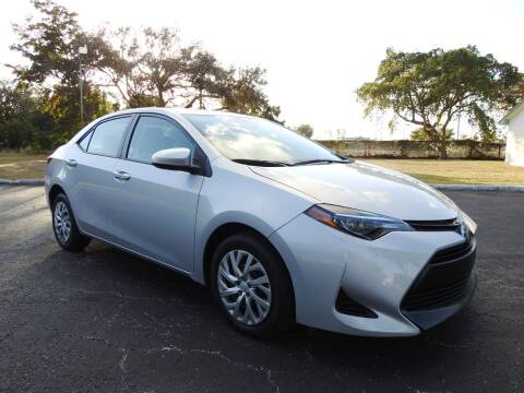 2019 Toyota Corolla for sale at SUPER DEAL MOTORS 441 in Hollywood FL