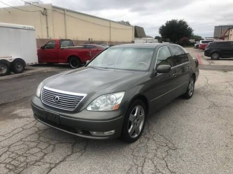 2004 Lexus LS 430 for sale at Reliable Auto Sales in Plano TX
