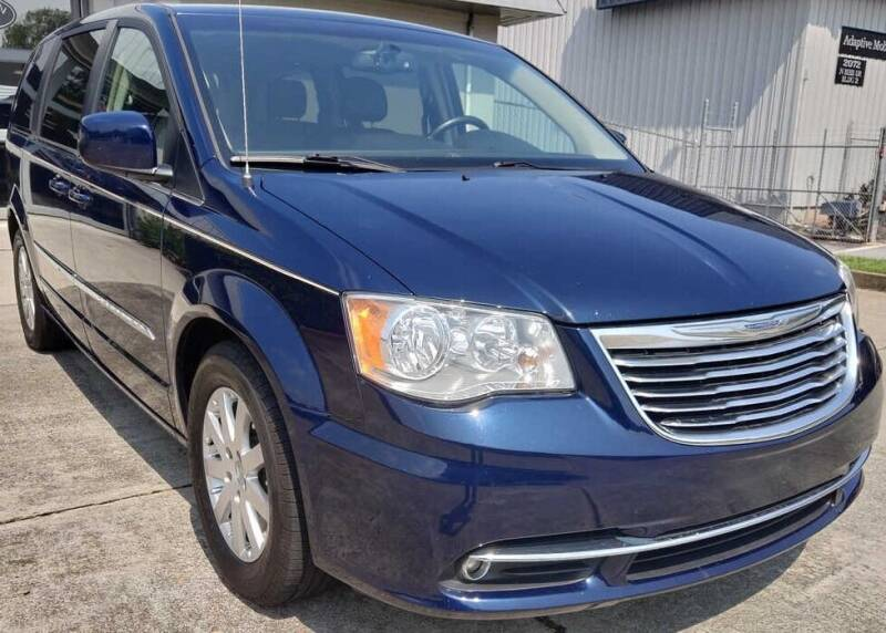 2016 Chrysler Town and Country for sale at Handicap of Jackson in Jackson TN