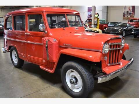 1956 Willys Wagon