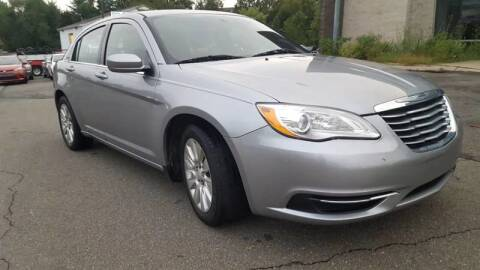 2014 Chrysler 200 for sale at Diamond Automobile Exchange in Woodbridge VA