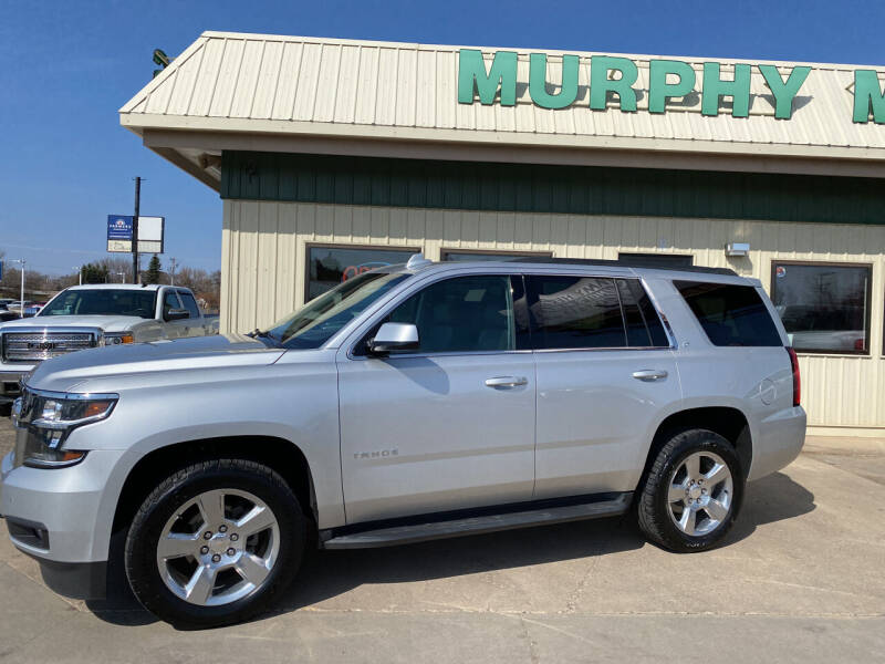 2017 Chevrolet Tahoe for sale at Murphy Motors Next To New Minot in Minot ND