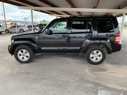 2011 Jeep Liberty for sale at Kann Enterprises Inc. in Lovington NM