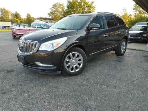 2013 Buick Enclave for sale at Cruisin' Auto Sales in Madison IN