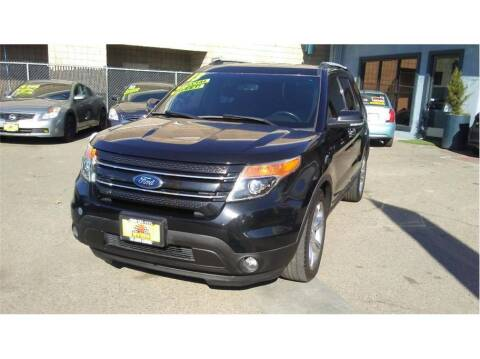 2013 Ford Explorer for sale at 3B Auto Center in Modesto CA