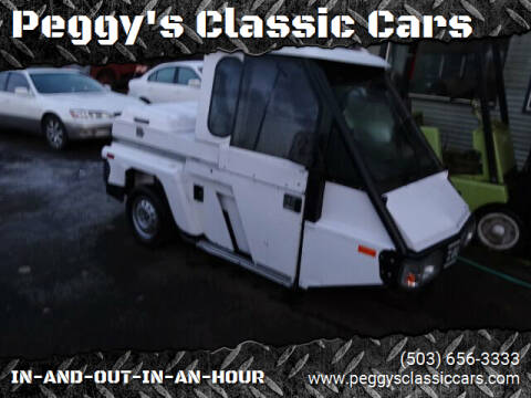 2008 Honda 3     PARKING INFORCEMENT for sale at Peggy's Classic Cars in Oregon City OR