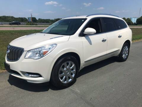 2015 Buick Enclave for sale at Whi-Con Auto Brokers in Shakopee MN