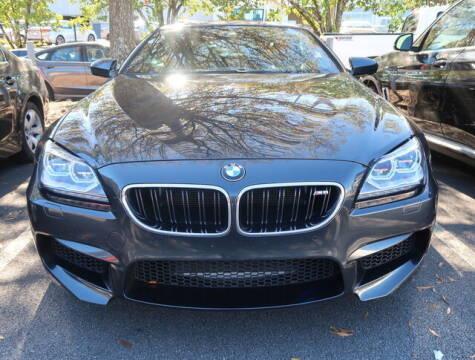2015 BMW M6 for sale at Southern Auto Solutions - Georgia Car Finder - Southern Auto Solutions - BMW of South Atlanta in Marietta GA