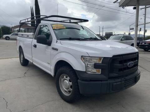 2017 Ford F-150 for sale at CAR CITY SALES in La Crescenta CA