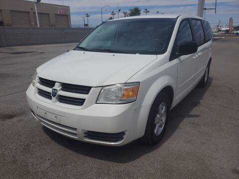 2009 Dodge Grand Caravan for sale at TJ Motors in Las Vegas NV