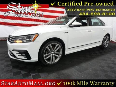 2017 Volkswagen Passat for sale at STAR AUTO MALL 512 in Bethlehem PA