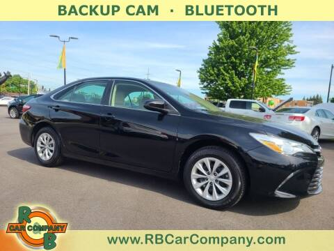 2017 Toyota Camry for sale at R & B Car Company in South Bend IN
