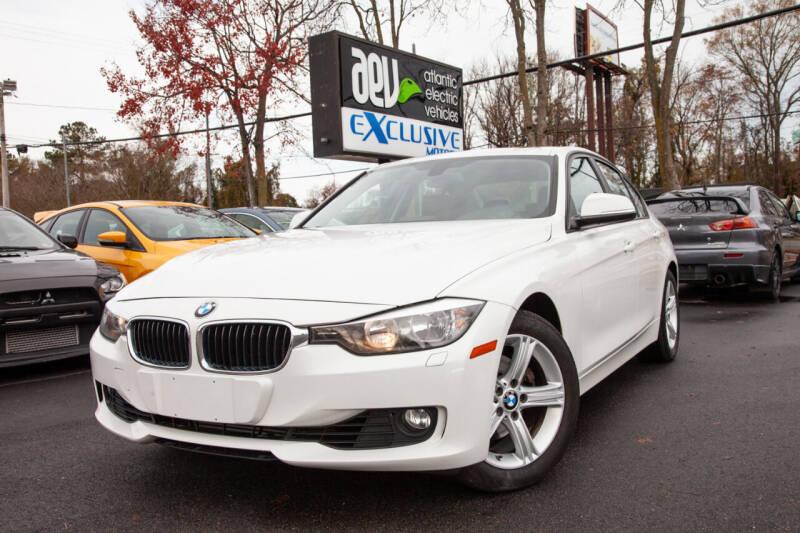 2012 BMW 3 Series for sale at EXCLUSIVE MOTORS in Virginia Beach VA