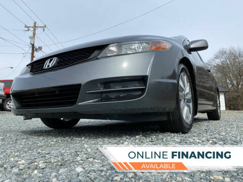 2010 Honda Civic for sale at Prime One Inc in Walkertown NC