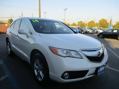 2014 Acura RDX for sale at Choice Auto & Truck in Sacramento CA