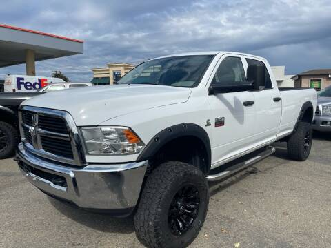 2012 RAM Ram Pickup 3500 for sale at Deruelle's Auto Sales in Shingle Springs CA